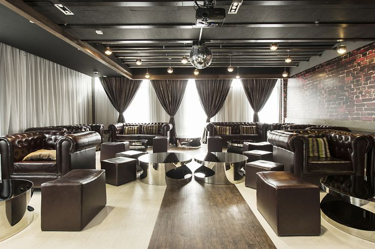 Private Disco in the Club Room