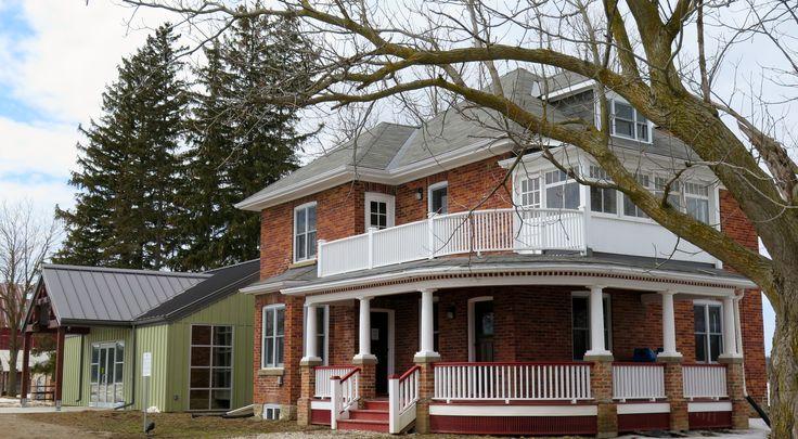 Experience Simcoe County home