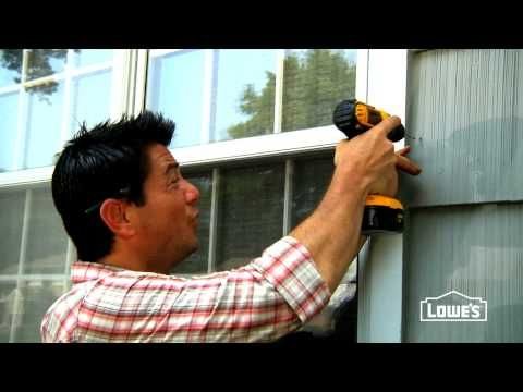 How to Install Exterior Shutters