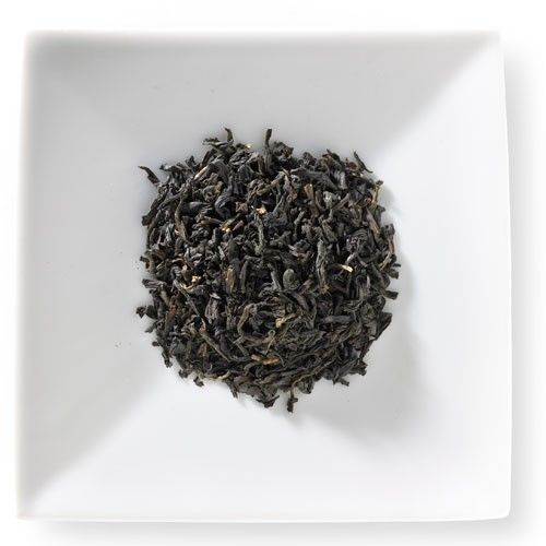 Russian Caravan is a storied blend of Chinese black teas named for the path they took to reach Europe. This long journey through the cold, dry Siberian wilderness gave the tea a different flavor than tea carried through the tropics. This complex tea blend contains Lapsong Souchong and Assam teas which yield a bold, smoky flavor with a smooth finish--a tea that will be noticed and admired.
