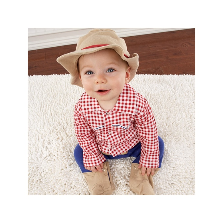 Infant Western Wear at newbez.ml - Dress your baby in quality western wear from your favorite brands such as Wrangler, John Deere & Roper. Shop today!