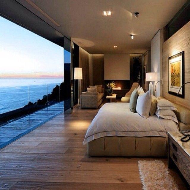 Ocean view interior123 instagram home decor for Luxury bedrooms instagram