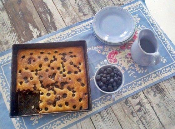 Blueberry Boy Bait Recipe | Food and Recipes | Pinterest