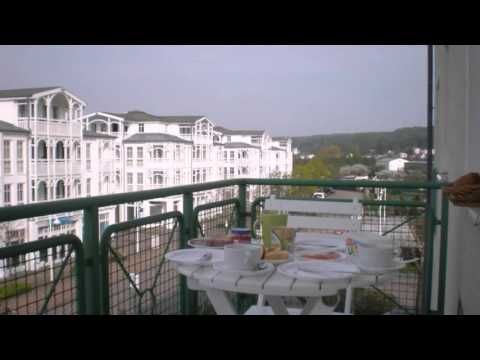 Ostsee-Ferienwohnung-Sellin - Ostseebad Sellin - Visit http://germanhotelstv.com/ostsee-ferienwohnung-sellin Just 900 metres from the Baltic Sea coast this apartment in Sellin offers a balcony a renovated and fully equipped kitchen and free on-site parking. A swimming pool with sauna is 300 metres away. -http://youtu.be/l_fG1KXM6DA