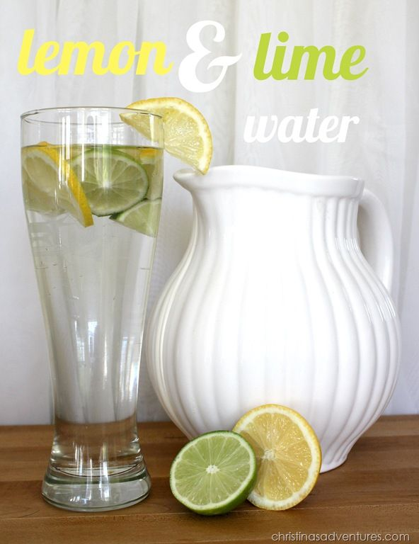 lemon and lime water