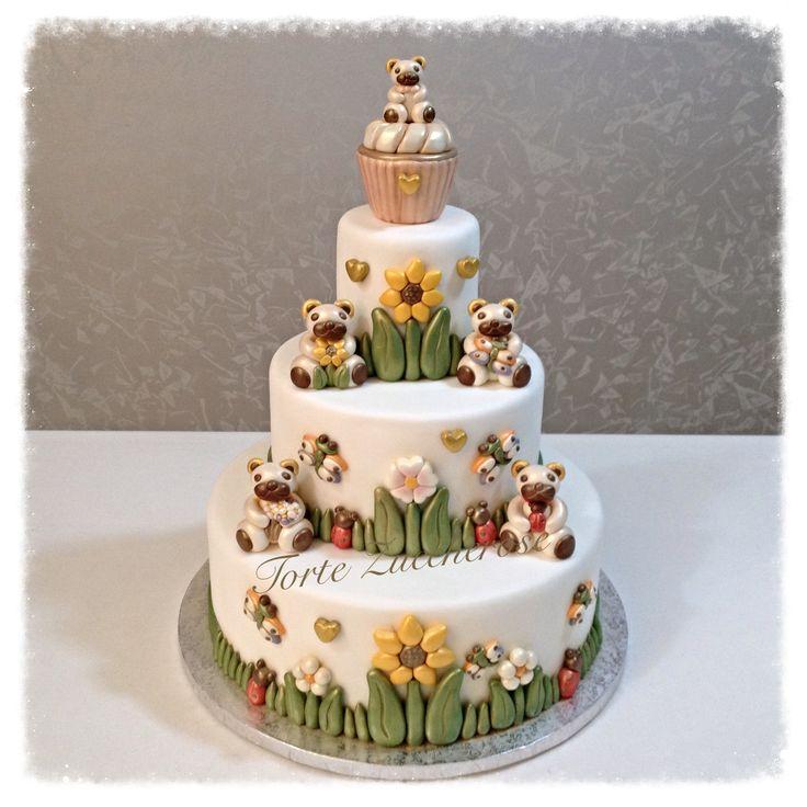 ...Teddy Thun cake...