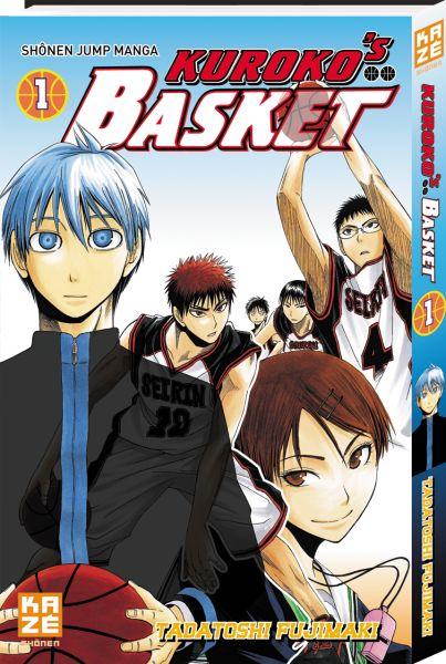 """C'est la rentrée au club de basket-ball du lycée Seirin et cette année, deux rookies se démarquent… D'un côté, le volcanique Taiga Kagami, fraîchement revenu des États-Unis où il a fait ses armes sous les arceaux. De l'autre, le chétif et très effacé Tetsuya Kuroko dont on murmure qu'il aurait fait partie de l'équipe de basket du collège Teikô, la légendaire """"Génération Miracle"""" ! Et si ces deux joueurs que tout oppose étaient amenés à se compléter à merveille sur le terrain ?"""