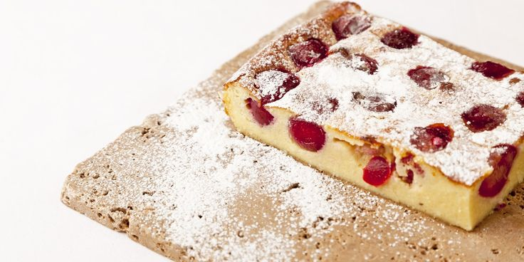 Cherry clafoutis is a classic dessert. Famed French chef Pascal Aussignac's brilliant clafoutis recipe uses delicious griotte cherries