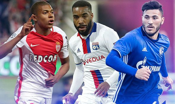 Transfer news LIVE updates: Arsenal done deal Man Utd's Mbappe bid Liverpool Chelsea   via Arsenal FC - Latest news gossip and videos http://ift.tt/2syIC93  Arsenal FC - Latest news gossip and videos IFTTT
