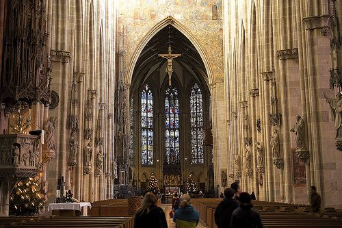 ulm minster inside - Google Search