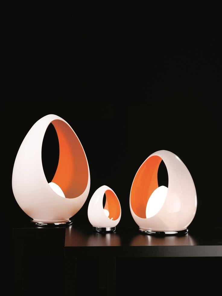 #Ovo #TableLamp by Selène Illuminazione