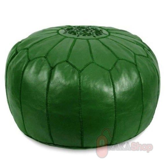 Pouf Ottomanleather Moroccan Poufoutdoor Poufbohemian Etsy In 2020 Leather Pouf Ottoman Moroccan Leather Pouf Leather Pouf