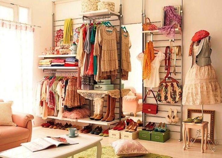 Ονειρεμένες ντουλάπες 11+1 τρόποι για να διακοσμήσετε την ντουλάπα σας σύμφωνα με τη διακόσμηση του σπιτιού.