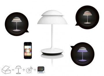Philips Hue Beyond tafellamp. De complete starterskit!