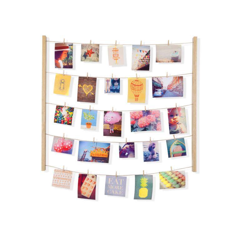 Buy alternative frames, photo plants, holders and mobile photo displays. | Umbra , hangit natural photo display | Umbra