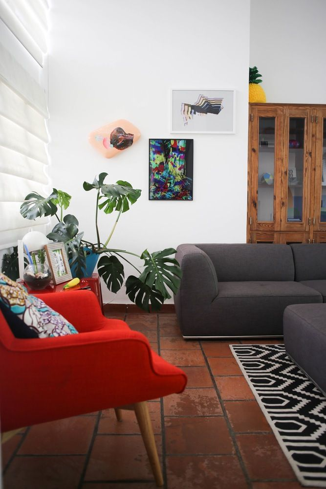 House Tour: Colorful Modernism in Panama | Apartment Therapy