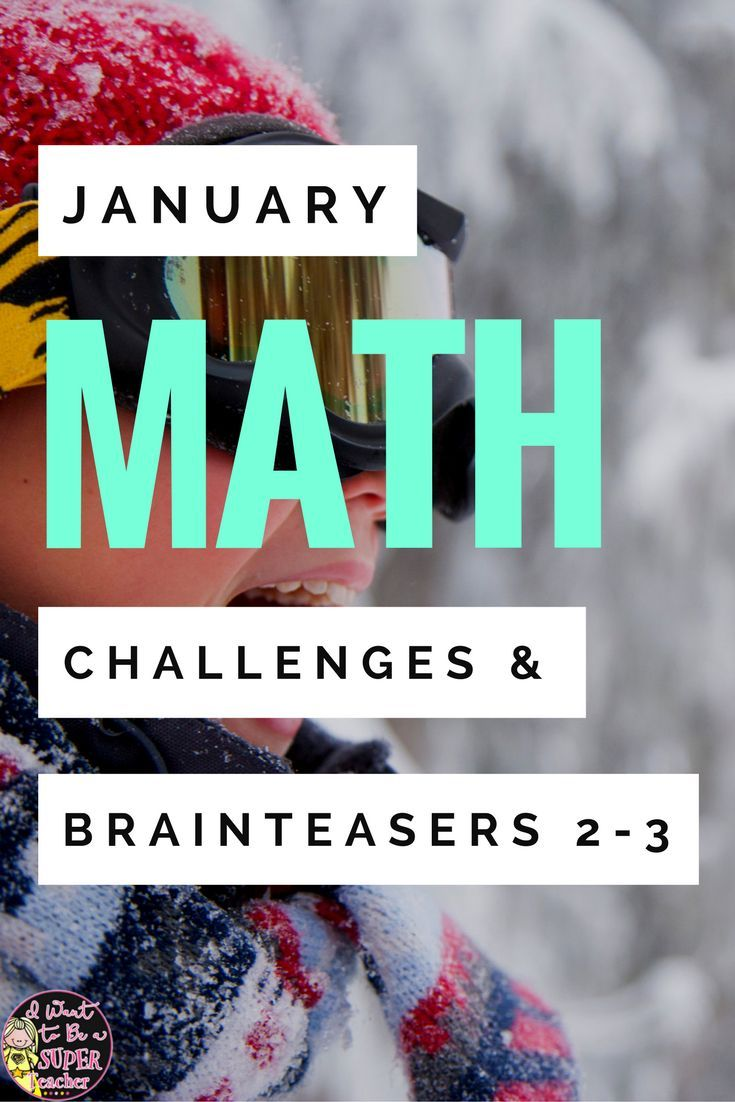Engaging Print Go Math Activities With Winter Themes For January These Math Printables Are Perf Winter Math Worksheets Winter Math Activities Math Challenge [ 1102 x 735 Pixel ]