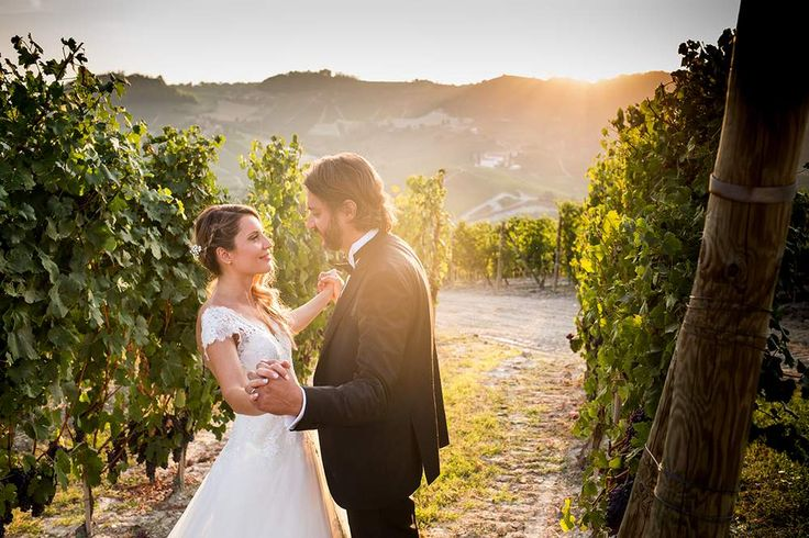 Destination wedding in Italy - Langhe - Italy