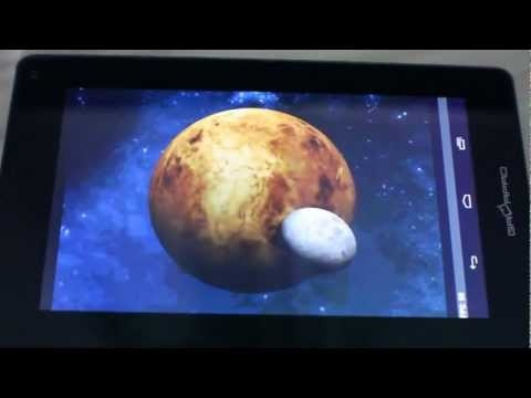 Galapad 7_ nVidia Tegra 3 Quad core Android 4.1 Tablet Review