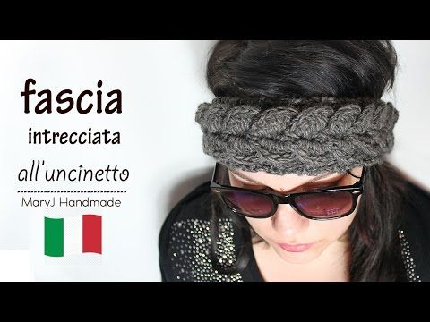Scaldacollo tricotin UNCINETTO/SHAWL CROCHET - YouTube