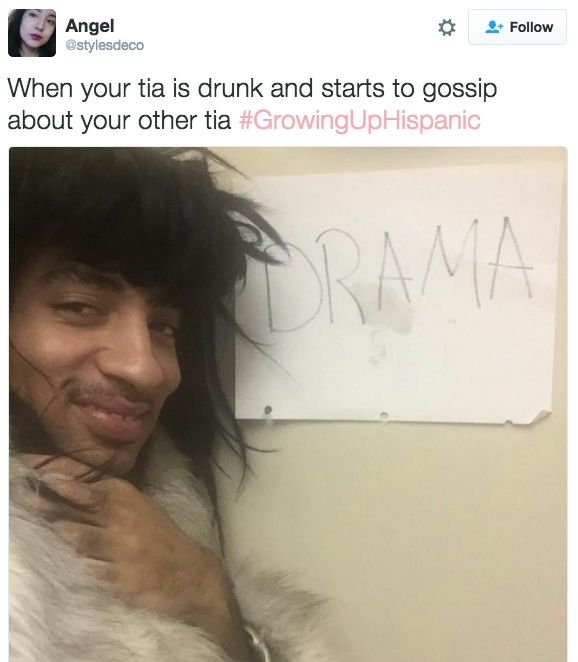"""Chismosas: 