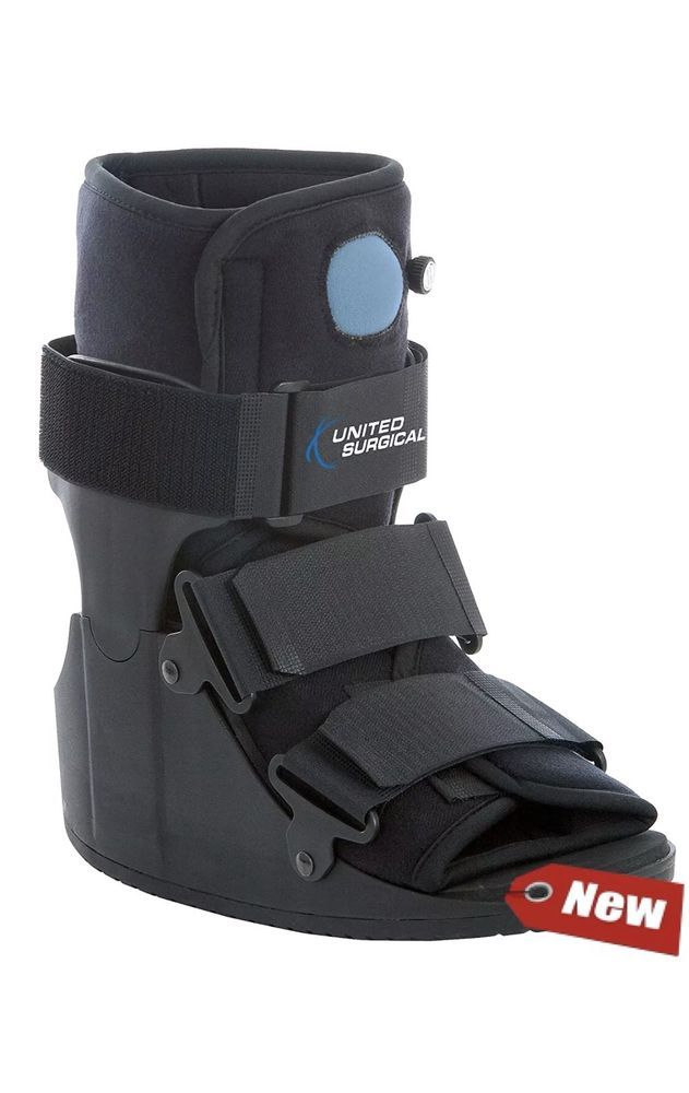 Fracture Boot Medium Ankle Air Walking