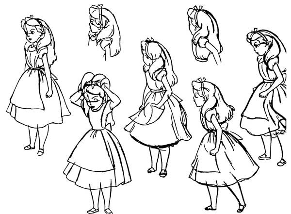 1000 images about alice in wonderland sketches on