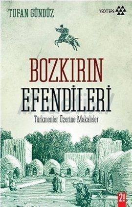 Türkmenler üzerine makalelerimden oluşmaktadır.