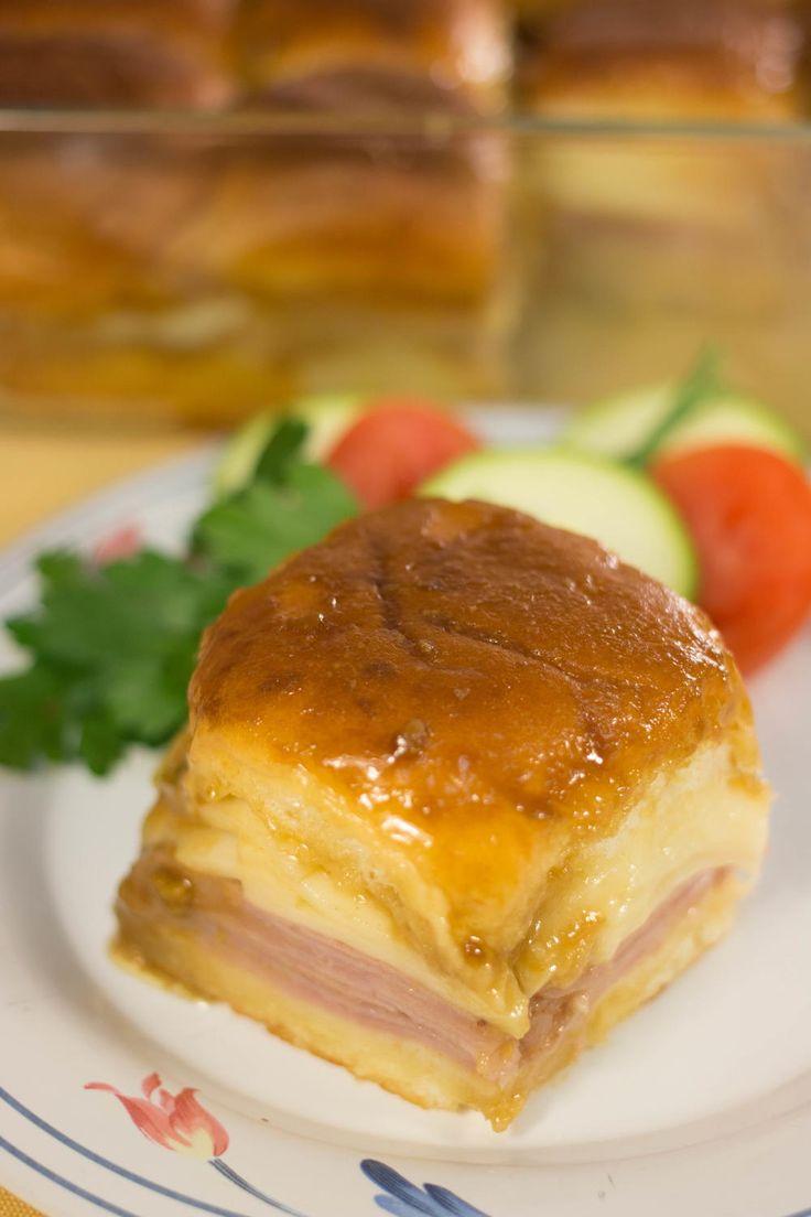 Funeral Sandwiches   RecipeLion.com