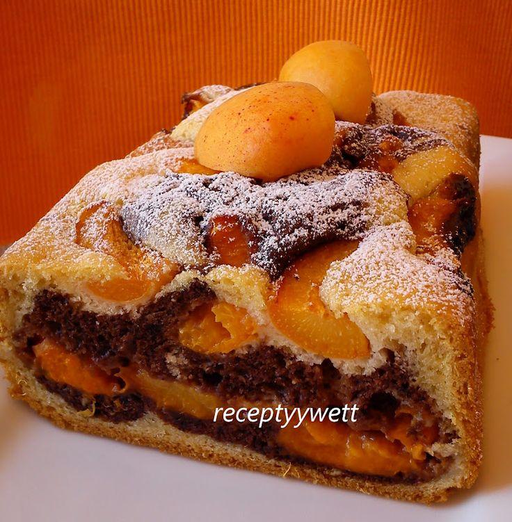 V týchto horúčavách nerada zapínam rúru a tak som koláč vyskúšala upiecť v pekárničke ;-) S marhuľami je vláčny a voňavý.       Suroviny...