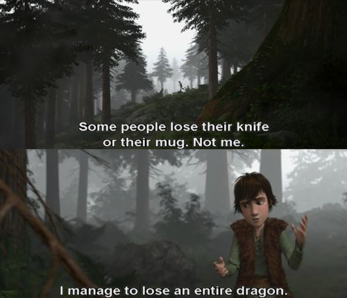 how to train your dragon real