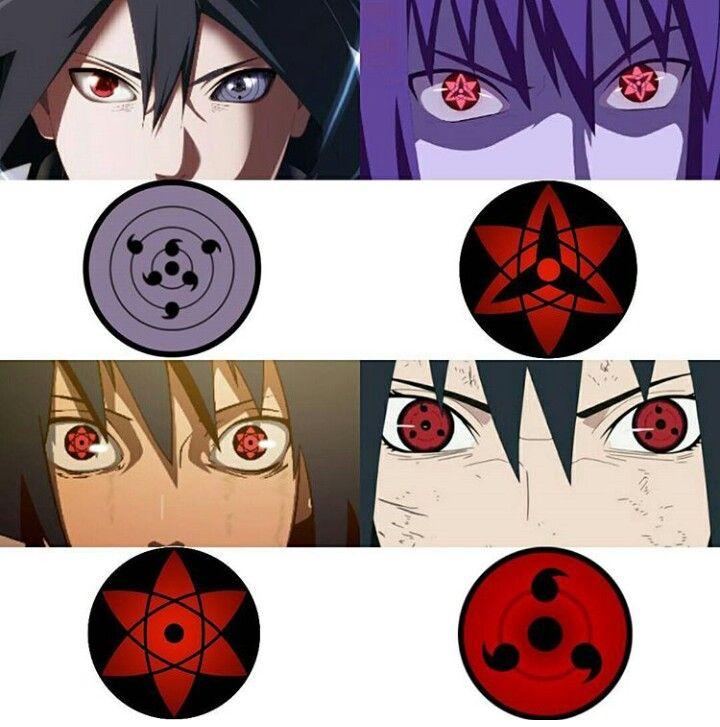 Sasukes eyes