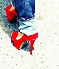 photographing red high heels - Google Search