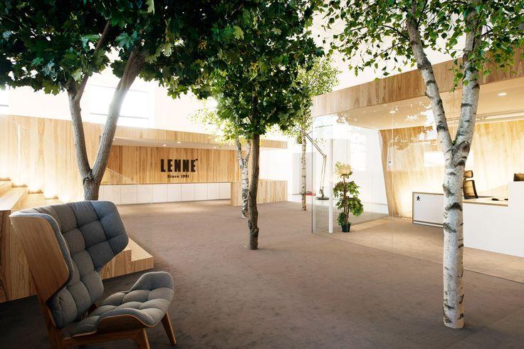Lenne Office por KAMP Arhitektid