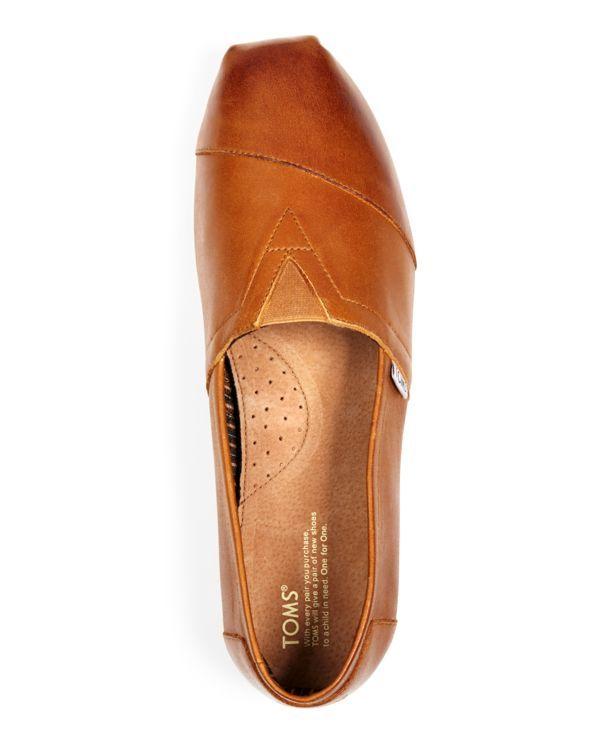 TOMS Burnished Classic Slip On Sneakers - 100% Bloomingdale's Exclusive | Bloomingdale's