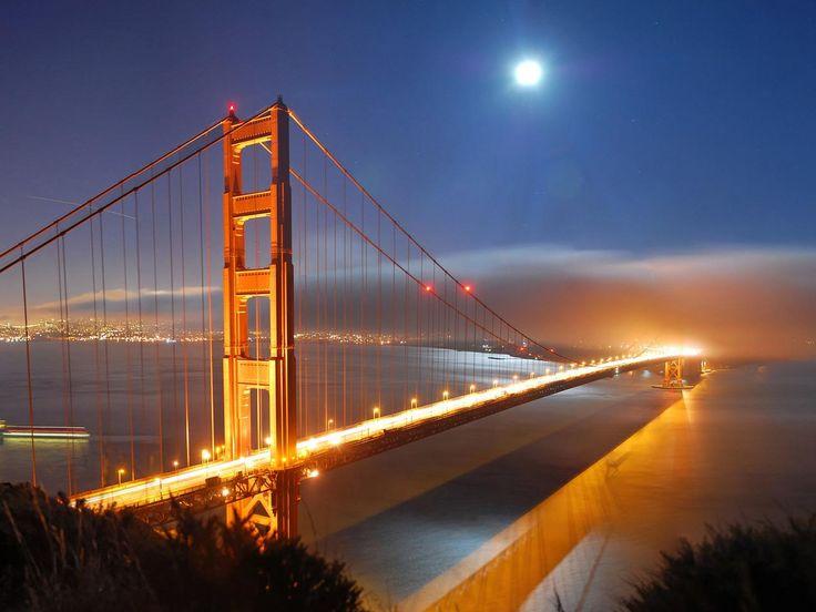 Мост Золотые ворота (Сан-Франциско)