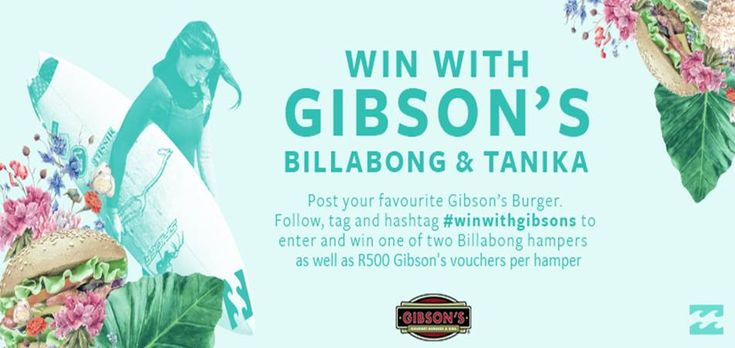 Win+a+R500+Voucher+with+Gibsons+Gourmet+Burgers