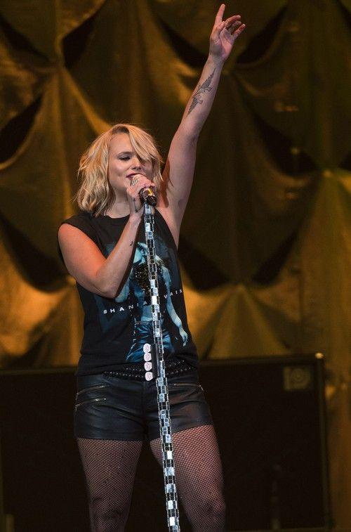 "Miranda Lambert is livid! Confirmation that ex-husband Blake Shelton is dating Gwen Stefani just about ruined the ""Bathroom Sink"" singer's big night"