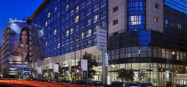 Radisson Blu deschide un nou hotel de lux la Braşov