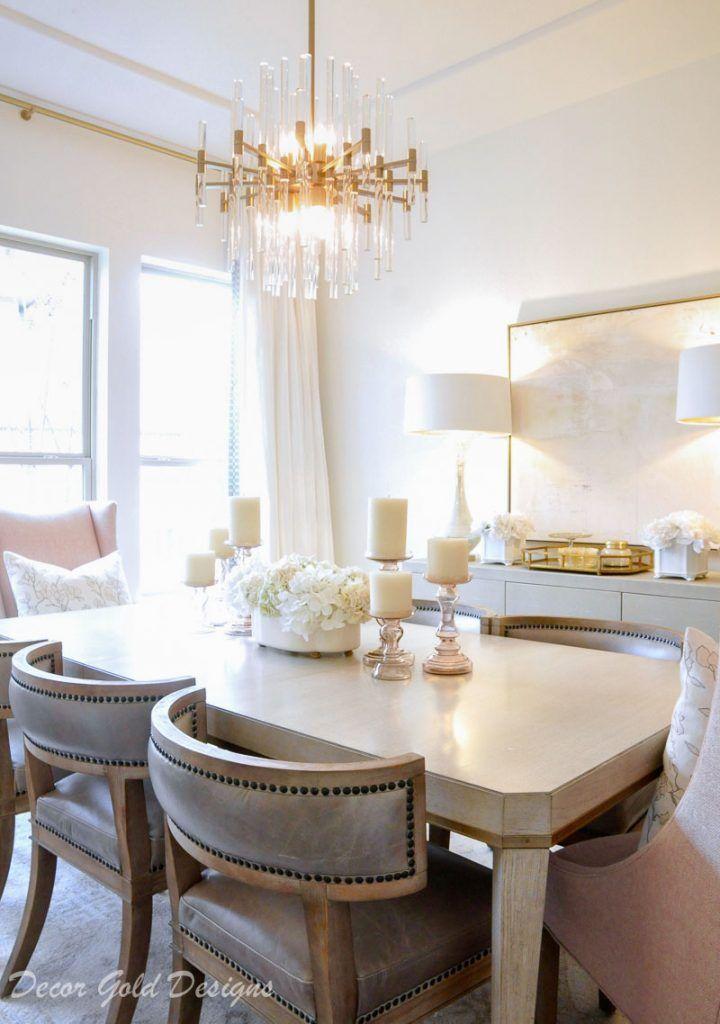 Winter Home Cozy Inviting Decor Gold Designs Gold Dining Room Gold Dining Dining Room Decor