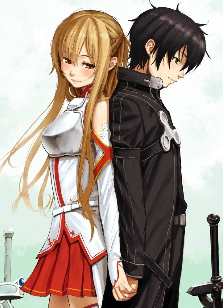 Sword Art Online - Image Thread (wallpapers, fan art, gifs, etc.) - Page 66 - AnimeSuki Forum