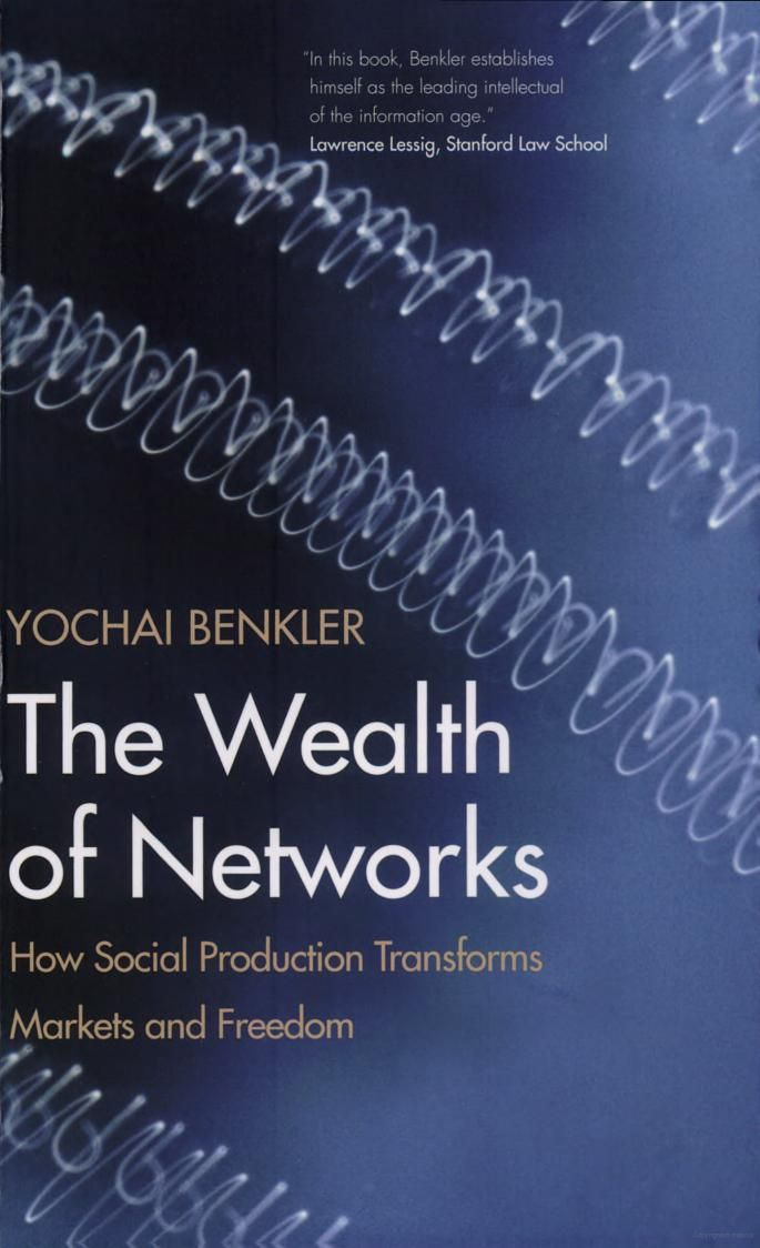 71 best socialization images on pinterest altered book art amazon the wealth of networks how social production transforms markets and freedom yochai benkler book fandeluxe Images