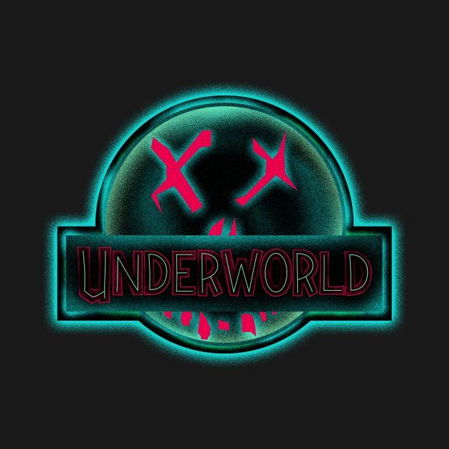 Awesome 'Underworld' design on TeePublic!