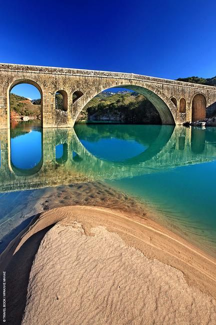 Katafilli bridge, Epirus