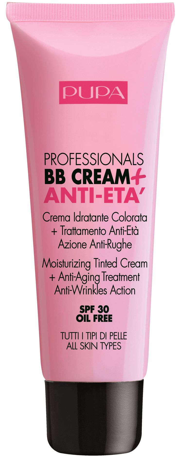 Pupa BB Cream + Anti-Aging Treatment SPF 30