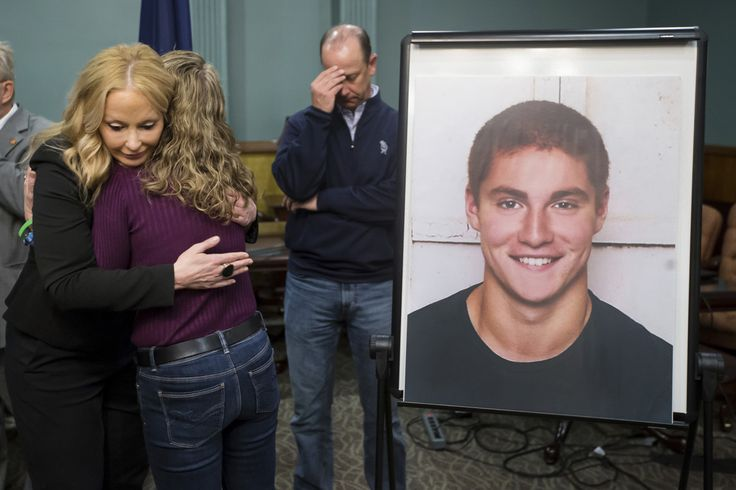 The Penn State University student who died after a booze-fueled fraternity initiation had a blood alcohol content more than four times the legal limit for operating a car — 15 hours after his…