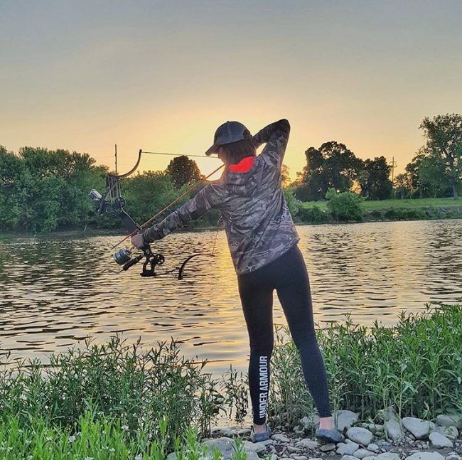 Beka Garris: The Secrets of Bowfishing