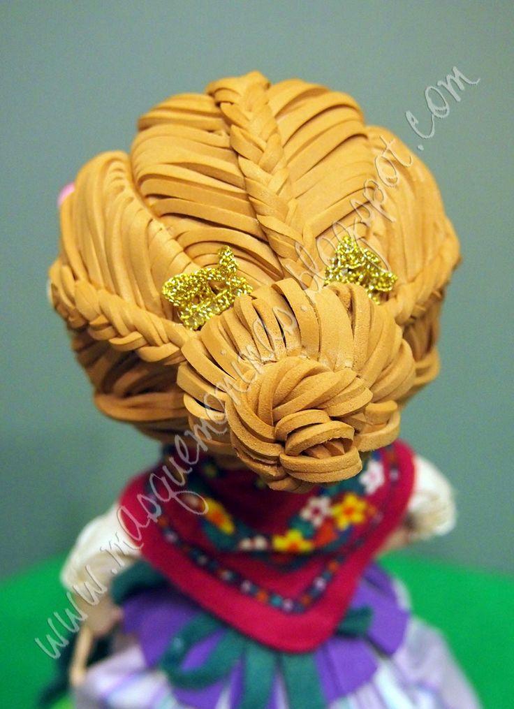 Baturrica Estela - peinado