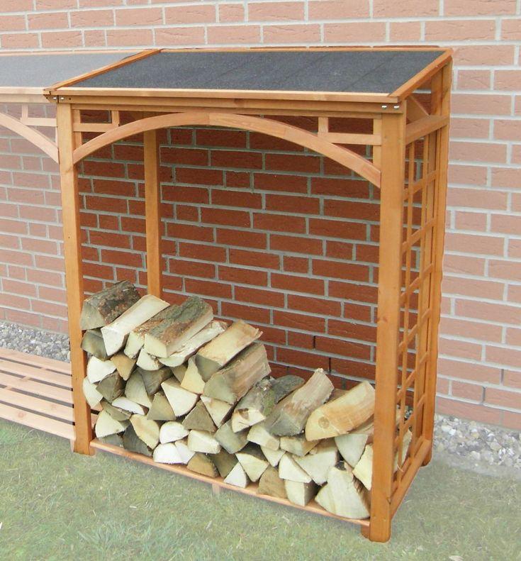 die besten 25 kaminholzregal ideen auf pinterest brennholzst mme brennholzregal und regal buche. Black Bedroom Furniture Sets. Home Design Ideas