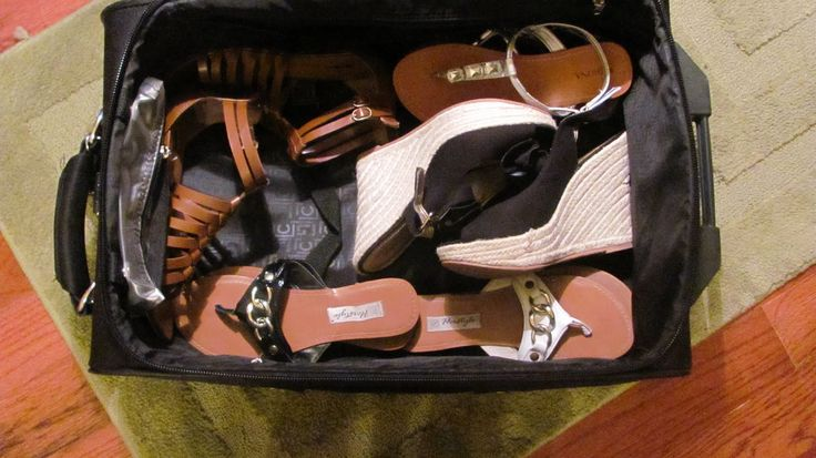 Love this tip on packing shoes in a suitcase for a move! Love this tip and all the others on this blog.